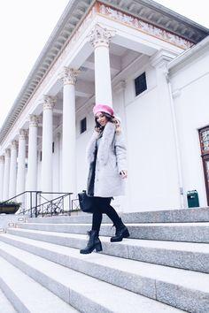 Winter Look Dockers Chic