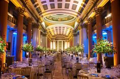 I love the idea of an Old Library! #Wedding Wedding Venue in Edinburgh - Several Wedding Halls for Hire - Edinburgh, Midlothian (UK)