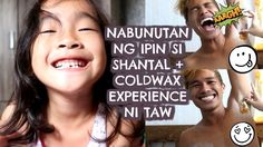 VLOG#44: WAX NATIN UNDERARM HAIR NI TAW! FT ESME HONEY COLD WAX Hair Removal, Underarm, First Time, Wax, Honey, How To Remove, Cold, Epilating, Laundry