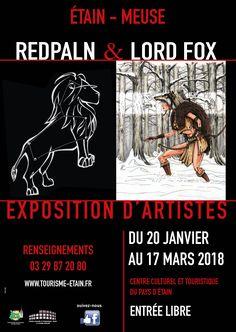 exposition artistes à Etain