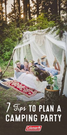 Enjoying and exploring the great outdoors makes such a fun activity for the summer. But, sometimes you need a little inspiration to make it perfect for every member of your family. So, whether you choose to use these 7 Tips for Planning a Camping Birthday Party to spark ideas for your kid's special day or a fun family night, you can bet that it'll help make memories. Get ready to cross it off your summer bucket list by picking up the Coleman Queen Airbed and Coleman Lantern from Target!