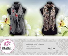 Brighten up your outfit with these fun at stores. Available in various colours and prints to suit all styles. Scarves, Blush, Colours, Suits, Fun, Style, Fashion, Scarfs, Swag