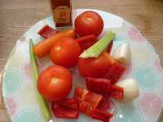 Ali's Kitchen: Raw Tomato Soup ~ Vitamix