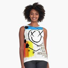 Rock Shirts, Tank Tops, Shopping, Women, Fashion, Sleeveless Tops, Products, Moda, Halter Tops