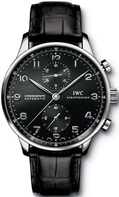 'Portuguese' by IWC #watch i likey http://www.shop.com/sophjazzmedia/~~iwc+watches-internalsearch+260.xhtml