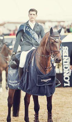 Handsome and Handsome: Nicola Philippaerts and Challenge winning the Prisutdelning Grand Prix