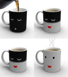 Faire mugs personnalisés mug magique personnalisé originale idée