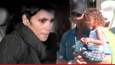 Halle Berry hit with HUGE child support payments to Gabriel Aubry.