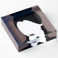 Wednesday Addams from The Addams Family Acrylic Blocks