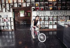 see see coffee & motorcycles | biker life - mods, greasers, and