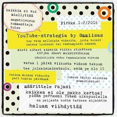 Suomen ykköstubettaja Mmiisas kertoi vuosi sitten YouTube-strategiastaan Pirkka -lehdessä. Varsinainen #niksipirkka aloittelevalle tubettajalle! #youtubefi #aikuistubettajat