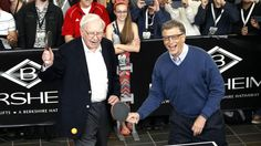 What Bill Gates and Warren Buffet attribute their success to: Focus.