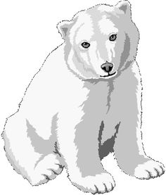 Free Polar Bears Clipart. Free Clipart Images, Graphics, Animated Gifs, Animations and Photos.