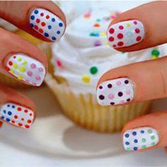 Polka dots colors