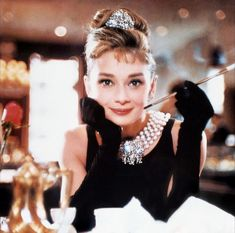 """... that never fades"""" ~ Audrey Hepburn Here's to you Holly Golightly! May all your breakfasts be at Tiffany's!"""" How to begin? And what to say? The second the soles of my feet graced the borders of ..."""