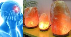 Himalayan salt lamps work perfectly. It consists salt with a bulb that is used for light.  While the bulb heats up the salt it releases negative ions. In some humid environments, this salt could appear wet. It also attracts moisture.