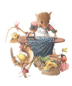 Vera the Mouse by MB
