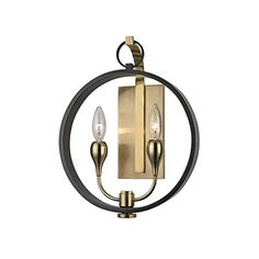 Dresden Wall Sconce by Hudson Valley Lighting