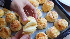Pretzel Bites, Sushi, Muffin, Treats, Breakfast, Ethnic Recipes, Youtube, Hampers, Bulgur