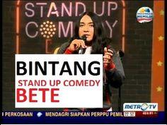 BINTANG BETE - STAND UP COMEDY 2014 Metro Tv