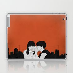 If they only knew Laptop & iPad Skin by kantorp-wegl.in - $25.00