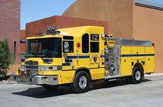 ◆Clark County, NV FD Engine 12 ~ Pierce Quantum Pumper◆