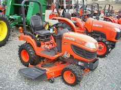 David Atkins Farm Equipment - Kubota BX2660