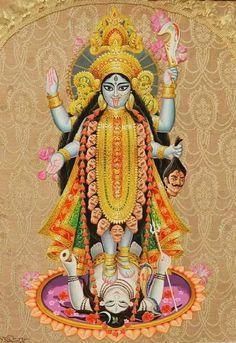 Maa Kali Images, Shiva Parvati Images, Radha Krishna Pictures, Lord Krishna Images, Shiva Shakti, Krishna Radha, Indian Goddess Kali, Durga Goddess, Indian Gods