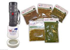 WWS Pro Grass Micro Static grass Applicator by WarWorldScenics