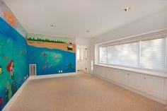 littler mermaid... I want this room for my little girl