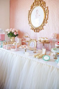 Princess Birthday Party Ideas | Photo 1 of 21 | Catch My Party