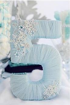 winter party so cute Great theme for Christmas winter white Love