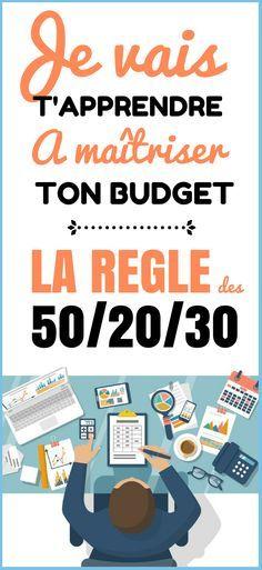 Lorsqu'il s'agit de préparer un budget, nous devons tous commencer quelque part. Peut-être que vous n'avez jamais eu à établir un budget, ou bien vous avez de mauvaises habitudes financières et vous êtes submergé par des crédits. Peut-être même que vous notez toutes vos dépenses, mais vous ne voyez jamais le montant de votre compte d'épargne grandir. C'est à ce moment-là que la règle des 50/20/30 entre en scène. Voici donc comment gérer vos finances ! #argent #astuces #finances