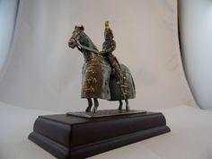 Reiter Figur Edward III   Die Großen Feldherren Edition