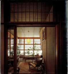 Alvar Aalto Glazed Cabinet Kitchen