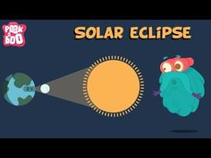 Learn about Solar Eclipse with Dr. Hey kids, have you ever heard about an eclipse? Do you know where the sun hides during an eclipse and what is it c. Kindergarten Science, Elementary Science, Science Classroom, Teaching Science, Science For Kids, Earth Science, Science Activities, Science Ideas, Teaching Ideas