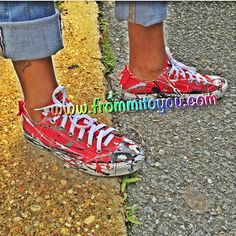 A Lifestyle Brand, media, events, food, etc. Custom Converse, Converse Shoes, Disney Toms, Hand Painted Shoes, Michael Kors Outlet, Nike Free Shoes, Chuck Taylor Sneakers, Cute Shoes, Oakley Sunglasses