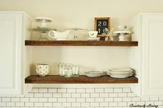 Kitchen-Makeover-Rustic-Wood-Shelves-1024x681