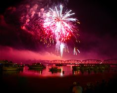 4th of July in Stillwater, MN