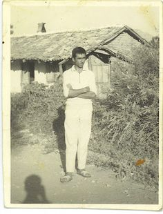 Hasan Uysal and 'modern' house circa 1956
