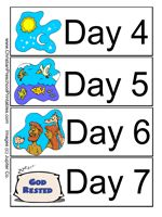 Creation Lapbook- Loved this site for creation and crafts to do with any elementary aged kids!