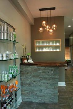 A new salon, Revolve Hair, located opposite the movie theater in Southampton, offers hair and nail services in a creative, innovative, and newly remodeled space featuring cutting edge styling stations and an alluring lounge area where clients just may want to linger.