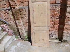 2 portas de pinho de riga de 1894