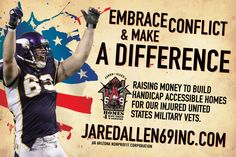 Mission - Home for Wounded Warriors