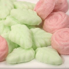 Make Your Own Butter Mints -- Wow, I think I used to make these with my mom!