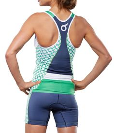Navy Rings Tri Kit: SOAS Racing