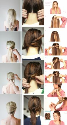 Weloversize 5 peinados pelo corto con trenzas