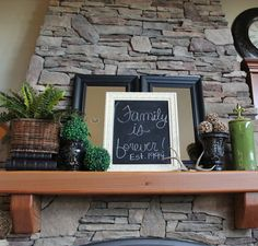Savvy Seasons by Liz: Shabby Chic in the Family Room