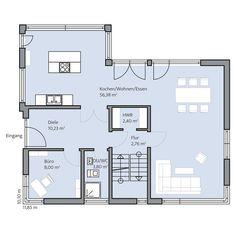 Haus Klose – Erdgeschoss