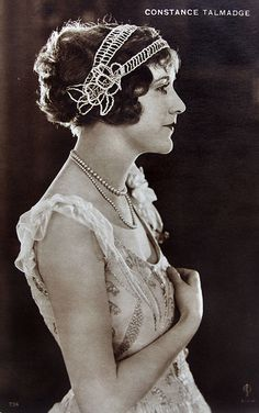 1920's dress  headpiece